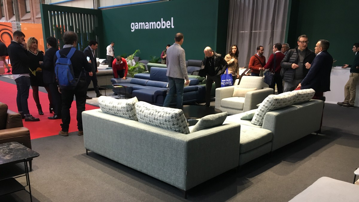 Grand succès au Salon du Mueble de Zaragoza. Foto 0